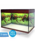 Аквариум Классик-351 2 лампы