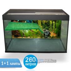Террариум Престиж М-260 литров - террариум для красноухой черепахи
