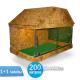 Террариум Хаус-200 для сухопутных черепах