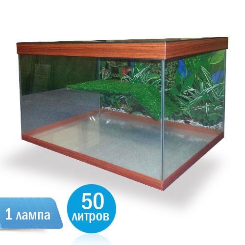Акватеррариумы для красноухих черепах купить в москве
