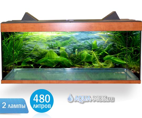 производство аквариумов